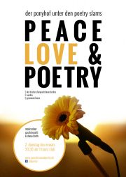 Peace, Love & Poetry